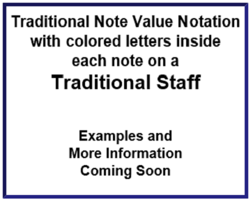 Traditional Notation System